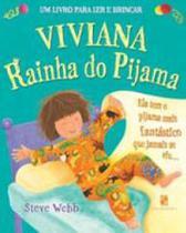 Viviana rainha do pijama - Salamandra -