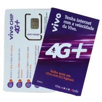 Vivo Chip 4G Pré Pago -