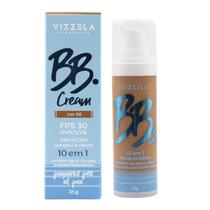 Vizzela bb cream 10 em 1 fps 30 oil free 35g -