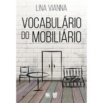 Vocabulário do mobiliário - Scortecci Editora -