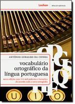 Vocabulário Ortográfico da Língua Portuguesa - Lexikon -