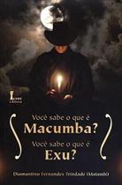 Você Sabe o Que É Macumba? Você Sabe o Que É Exu? - Icone -
