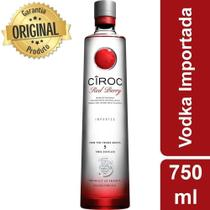 Vodka Francesa Red Berry Garrafa 750ml - Cîroc - Smirnoff -