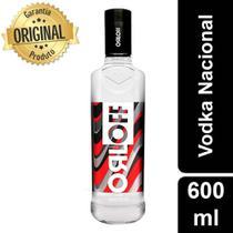 Vodka Nacional Orloff - 600ml -