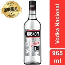 Vodka Roskoff 965 ml -