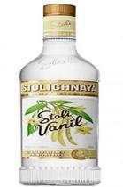 Vodka Stolichnaya Vanilla 750ml -