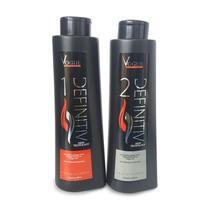 Vogue Kit Definitiv Escova Progressiva Definitiva 2x1000ml -