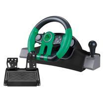Volante 2 Em 1 Xbox One/Pc Com Marcha Acoplada - Multilaser MUL-145 -