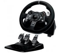 Volante Corrida Logitech Driving Force G920 para Xbox e PC -