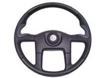 VOLANTE DIREÇÃO ESPORTIVO(445MM)PRETO/PRATA 2RD415651B Volkswagen -