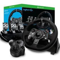 Volante Driving Force G920 para Xbox One / PC - Logitech G -