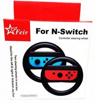 Volante Duplo Feir For N - Switch Nintendo - FR -308