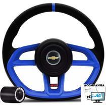 Volante Esportivo Celta Corsa Classic Wind wagon Omega Prisma Monza Kadett Ipanema Gti + Cubo Gm - Poliparts