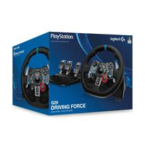 Volante Gamer G29 - PS4 PS3 e PC - Logitech -