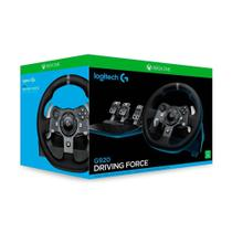 Volante Logitech Driving Force G920 - Xbox One e PC -