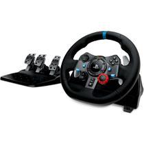 Volante Logitech Driving Force PS3/PS4/PC G29 - Preto -