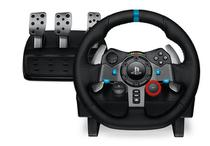 Volante logitech g29 driving force p/ps3 /ps4 /pc -