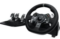 Volante Logitech G920 Driving Force para XBOX ONE e PC - 941-000122