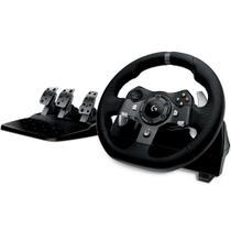 Volante Logitech G920 Driving Force para Xbox One e PC - 941-000122 -