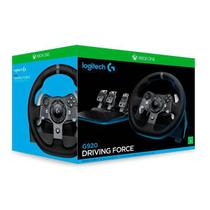 Volante Logitech G920 Driving Force Xbox One/PC - 941-000122 -