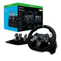 Volante Logitech G920 Driving Force - Xbox One / Pc - Redragon