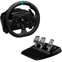 Volante Logitech G923, PS5, PS4, PC com Force Feedback TRUEFORCE - 941-000148 -