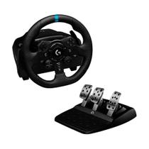 Volante Logitech G923 True Force - PS4, PS5 e PC -