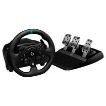 Volante Logitech G923, Xbox Series X, Xbox One, PC com Force Feedback TRUEFORCE - 941-000157 -