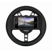 Volante para Jogos de Corrida para iPhone e iPod Touch - Isound 1598 -