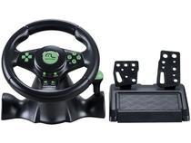 Volante para PC/PS2/PS3/Xbox 360 Multilaser - Racer 4 em 1
