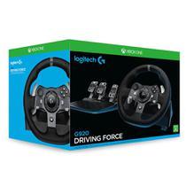 Volante/Pedal - Logitech Driving Force G920 (Xbox One e PC) - 941-000122 -