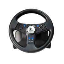 Volante Rally Vibratório PS2 963323 - Logitech -
