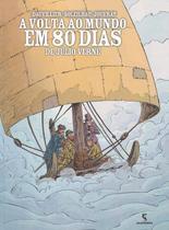 Volta ao mundo em 80 dias, a - Salamandra Literatura (Moderna)