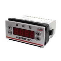 Voltímetro Digital Indicador Universal INV-98103 12VCC/VCA Inova -