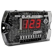 Voltímetro Sequenciador Digital JFA VS5HI LED Vermelho High Voltage 5 Saídas Para Amplificadores -