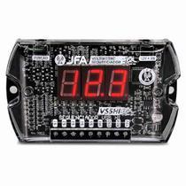 Voltímetro Sequenciador HV Slim JFA VS5HI - LED Vermelho - Remote -