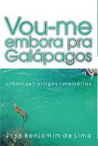 Vou-me embora pra galapagos - Scortecci Editora