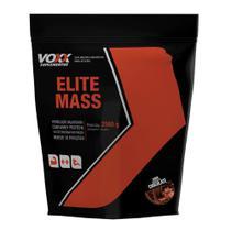 Voxx Elite Mass Sabor Chocolate 2560g -