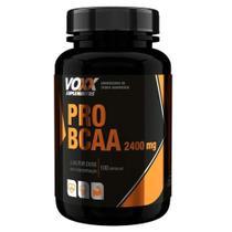Voxx Pro BCAA 2400mg c/100 Cápsulas -