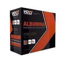 Voxx Suplementos Albumina S/ Sabor 500g -