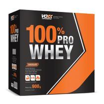 Voxx Whey 100% Pro Sabor Chocolate 900g -