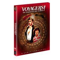 Voyagers - Os Viajantes Do tempo - A Série Completa (DVD) - Screen Vision