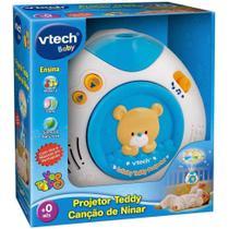 Vtech Projetor Teddy Cancao De Ninar -
