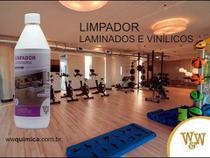 W&W Limpador Laminados e Vinílicos Concentrado 1lt -