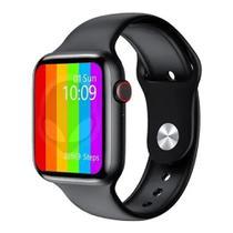 W26 Relógio Inteligente SmartWatch Series 6,  Preto - s/m