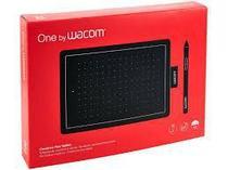 Wacom One CTL472 - Mesa Digitalizadora, Preto / Vermelho -