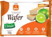 Wafer belfar limão sem glúten 50g - Olvebra