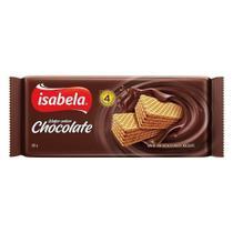 Wafer Isabela Chocolate 100g -