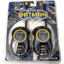 Walkie-talkie batman -