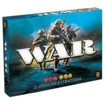 WAR - O Jogo da Estratégia Grow -